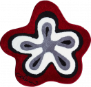 Bathroom rugs - Colani 1