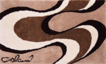 Bathroom rugs - Colani 11
