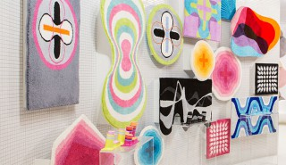 At Heimtextil 2015 exposition GRUND moved the boundaries of the industry