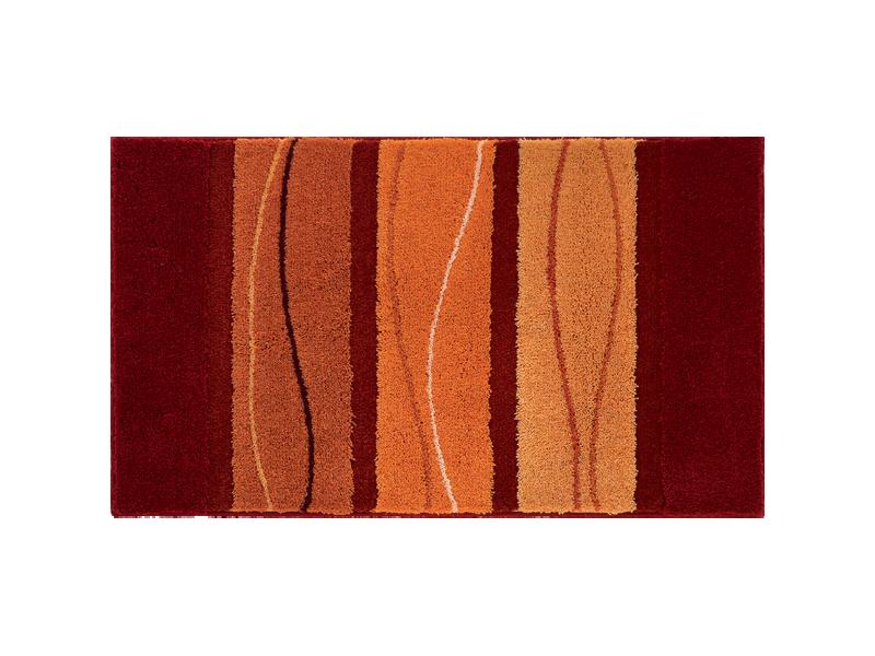 Orange rug100 stripe area rug 47 best dash and albert for Bathroom carpet png