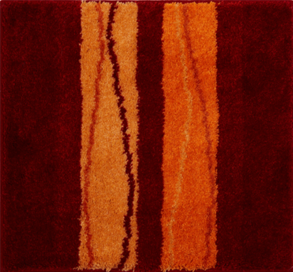 Bathroom rugs     ORLY,             orange