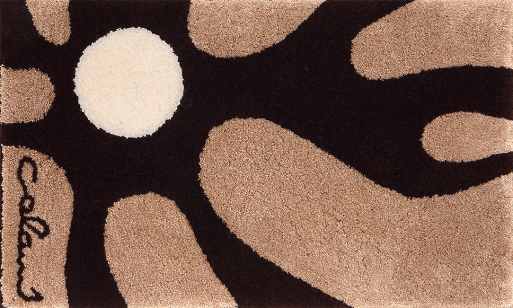 Bathroom rugs     COLANI 12,             beige