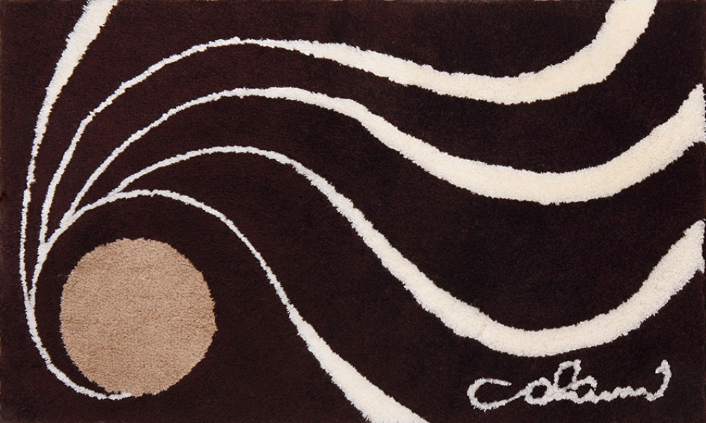 Bathroom rugs     COLANI 18,             brown