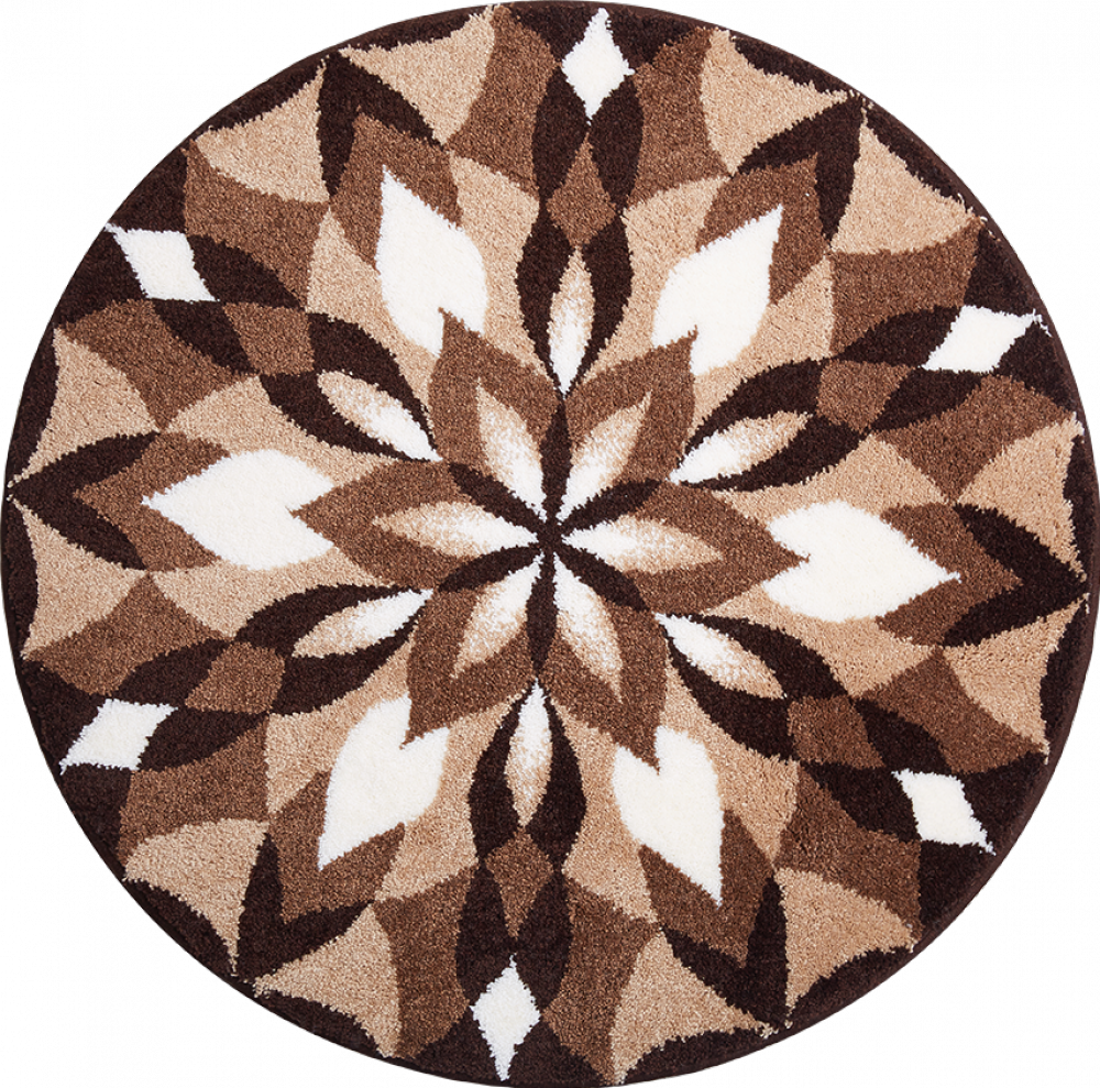 Mandala     WINGS OF JOY,             brown