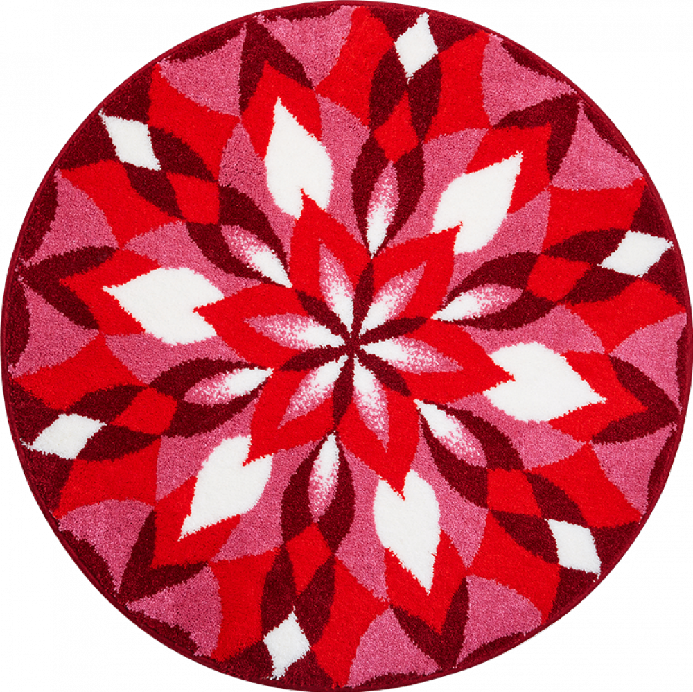 Mandala     WINGS OF JOY,             red