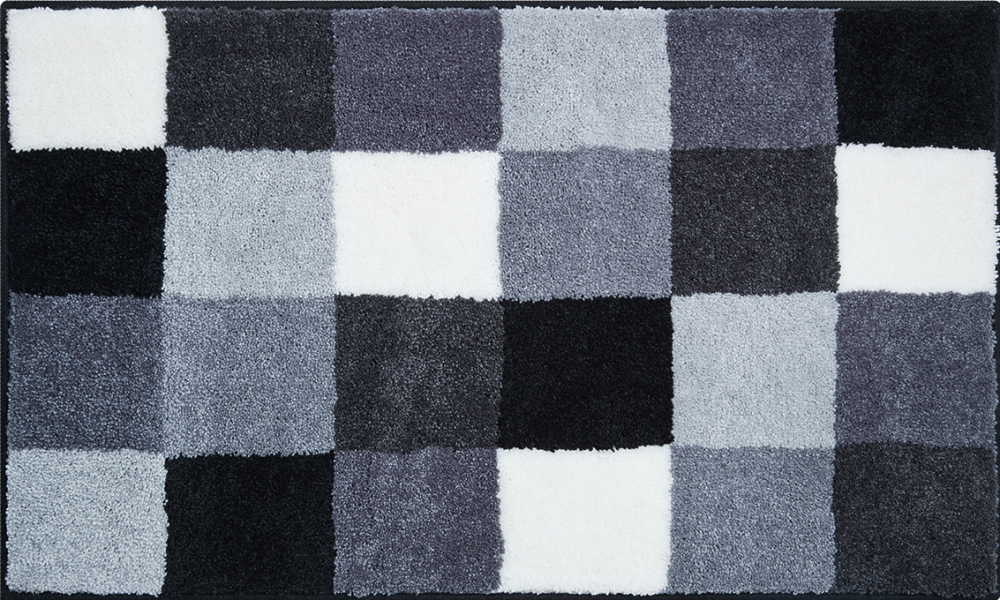 Bathroom rugs     BONA,             grey