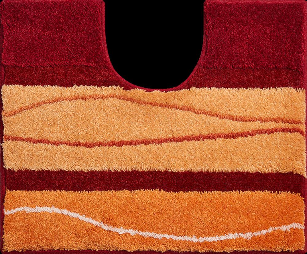 Bathroom rugs orly orange grund for Bathroom carpet png