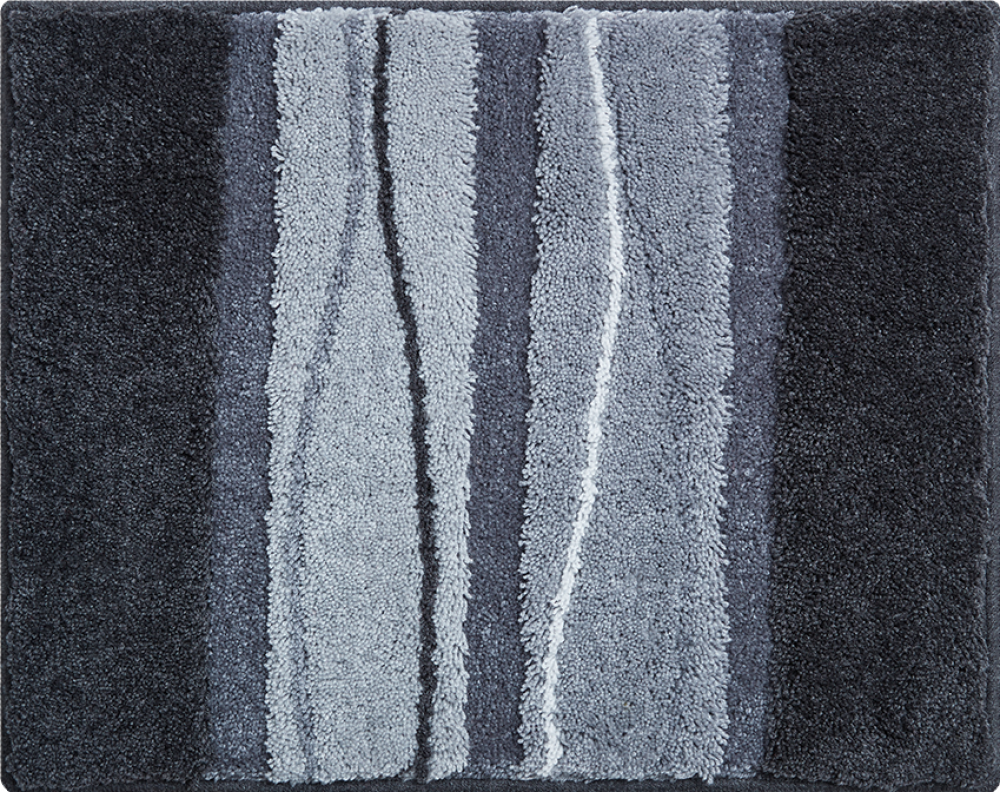 Bathroom rugs     ORLY,             anthracite