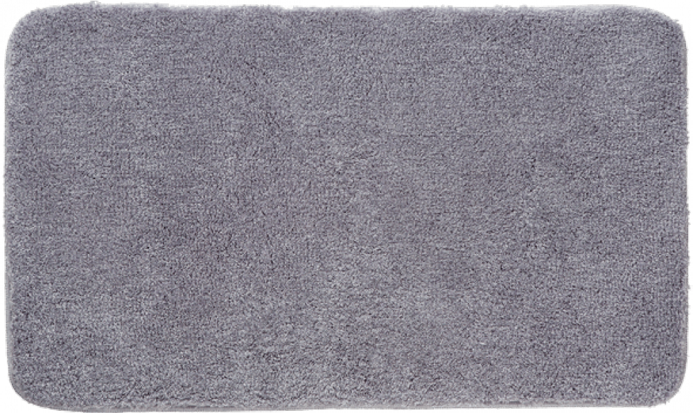 Bathroom rugs     MELOS,             grey